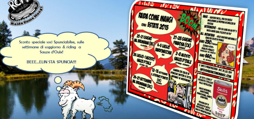 Speciale Spuncia-promo per vacanze RCM